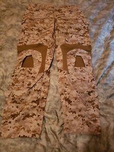 New 34 regular navy custom combat Pants AOR1. Mint