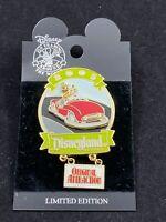 Disney Pin - DLR - Original Attraction 2005 - Autopia Goofy Surprise Release LE