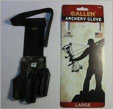 Allen 60335 Archery 3 Finger Glove Size Large