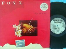John Foxx ORIG UK PS 12 Europe After the rain EX '81 Metal Beat Ultravox Synth
