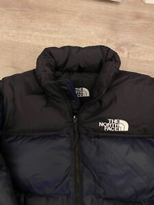 100% Genuine The North Face Men's Large Nuptse 700 Puffer Jacket Brand New