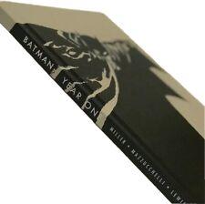 "batman year one hardcover 10.5""x 7"" DC Comics . Miller , Mazzucchelli,Lewis."