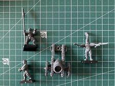 Warhammer Empire Imperium Mortar Mörser Plastic Used Rare OOP