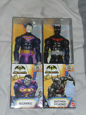 NEW BATMAN UNLIMITED 12'' INCH BIZZARO AND BEYOND BATMAN FIGURE