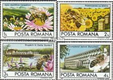 Romania 4407-4410 unmounted mint / never hinged 1987 Beekeeping in Romania