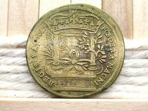 "1589-1610 Nuremberg Hans Krauwinckel ""Henry IV"" Token - Old World Circulated"