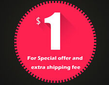 To pay for the additional shipping cost / special offer /extra upgrade parts fee