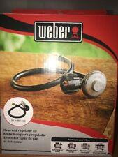 Weber 7502 Hose and Regulator Kit (21-Inch)