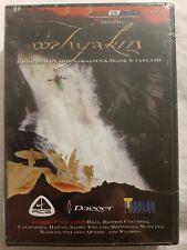 Wehyakin DVD Kayaking Canoeing NEW & SEALED Extreme Sports A 16mm Film By Arden