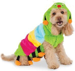 Rubie's Pet Shop Caterpillar Hoodie Costume for Pet - XXL