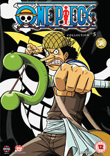 ONE PIECE (UNCUT) COLLECTION 5 (EPISODES 104 TO 130) - DVD - REGION 2 UK