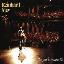 """REINHARD MEY """"DIE GROSSE TOURNEE '86"""" 2 CD NEUWARE"""
