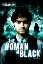 NEW DVD  // THE WOMAN IN BLACK // DANIEL RADCLIFFE, CIARAN HINDS,CLASSIC HORROR