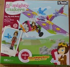 Up, Up and Away Mighty Makers K'Nex Building Construction Toy Knex 43733