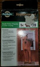 Petsafe Replacement Flap for Classic, Deluxe,Wall Entry Dog Door SMALL 4-0110-11