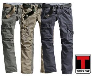 TIMEZONE HERREN CARGO HOSE BENITO TZ  in 3 Farben Größen wählbar Outdoor Hose