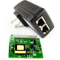 Gigabit Raspberry Pi 4 4B 3B+ 3B Plus PoE Kit (5V4A 20W HAT+ Injector)