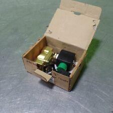 "Granzow W4B11-00V Solenoid Valve 1/2"" 2-230psig 120v"