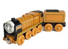 Wooden Railway Thomas & Friends Murdoch Engine and Tender