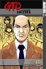 GTO: Great Teacher Onizuka, Vol. 10