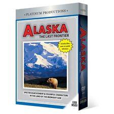 NEW Alaska: The Last Frontier (DVD)