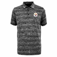Pittsburgh Steelers Antigua NFL Men's Formation Polo Shirt SZ Large