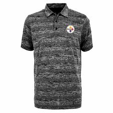 1f42568bd Pittsburgh Steelers Antigua NFL Men s Formation Polo Shirt SZ Large
