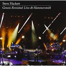STEVE HACKETT-GENESIS REVISITED LIVE AT HAMMER -JAPAN MINI LP 3 HQCD 2 DVD