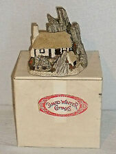 David Winter Cottages Crofter'S Cottage 1986 In Box