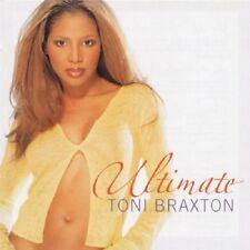 Toni Braxton Ultimate CD NEW SEALED 2003 Un-Break My Heart+