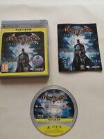 PlayStation 3 : Batman: Arkham Asylum - Platinum (PS3) Free shipping UK