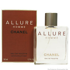 ALLURE HOMME de CHANEL - Colonia / Perfume EDT 50 mL - Hombre / Man / Uomo - by