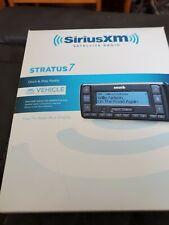 Stratus 7 Satellite Radio Sirius Xm Car Portable Dock & Play Radio Vehicle Kit
