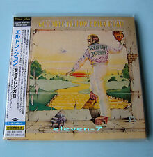 ELTON JOHN Goodbye Yello Brick Road JAPAN mini lp CD brand new & still sealed