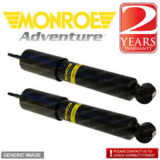 Monroe Front Right Left Adventure Shock Absorber x2 SUZUKI VITARA 2.0 1996-2000