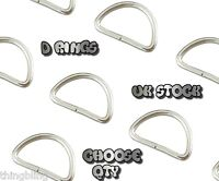 D RING - Moon - SPLIT RINGS KEY KEYRINGS  ROUND RING KEYRING KEYS FINDINGS