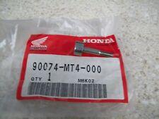 NOS OEM Honda Socket Bolt 4x21 1988-2008 ST1300 CB900 NT650 CBR600 90074-MT4-000