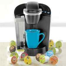Single Serve Coffee Maker Machine Personal One K Cup Keurig Brewer K45 Elite