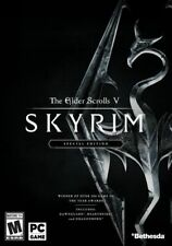 The Elder Scrolls V 5 Skyrim Special Edition Steam Game Key (PC) - Region Free