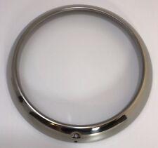1947-1954 Chevrolet Pickup Truck Stainless Steel Headlight Trim Ring