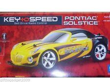 Key to Speed Radio Control Pontiac Solstice