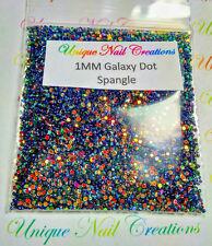 1MM GALAXY Dots~ Spangles~ Nail Art~ Slime~ Crafts~USA