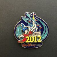 WDW 2012 Castle Character pin - Mickey Mouse Disney Pin 88079