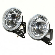 90mm Front Fog Spot Lights 12V White Light For Peugeot 106 206 306 307 308 406
