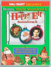 The Happy Elf Movie Soundtrack CD Christmas Harry Connick Jr. 2005