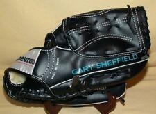 GARY SHEFFIELD GLOVE BASEBALL MITT FLORIDA MARLINS 1997 WORLD SERIES CHEVRON.