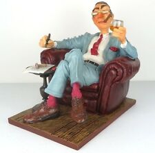 """The Big Boss by Guillermo Forchino Caricature Figurine Miniature 10""""H New"""