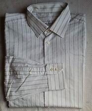 Gestreifte normale klassische Van Laack Herrenhemden aus Baumwolle