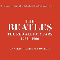 THE BEATLES - THE RED ALBUM - 10 INCH SPLATTER VINYL - GATEFOLD - DELUXE ED - PO
