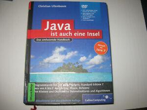 Java ist auch eine Insel von Christian Ullenboom 10. Aufl. 2012